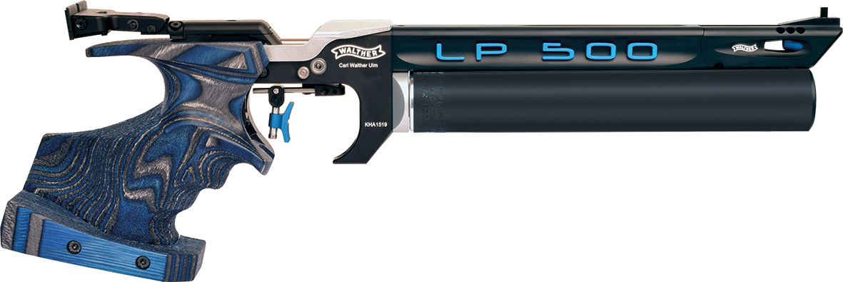 Walther LP500 Expert BLUE ANGEL